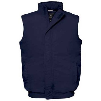 "Bodywarmer ""Plus"" - unisex - Navy"