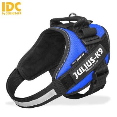 Julius-K9 IDC Powertuig - blue