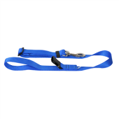 Hands Free Doggy Belt - Extra blauwe lijn