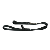 Hands Free Doggy Belt - Extra zwarte lijn