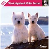 Kalender West Highland White Terrier 2016