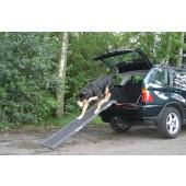 Dogstep hondenloopplank - Uitklapbaar 90 of 180 cm, antraciet