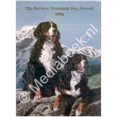 The Bernese Mountain Dog Annual 1994 - Hoflin Dog Books