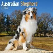 Kalender Australian Cattle Dog 2018 - Avonside Publishing - voorblad