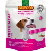 Biofood Vleesvoeding - Eend - zakje 7x90 gram
