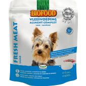 Biofood Vleesvoeding - Lam - zakje 7x90 gram