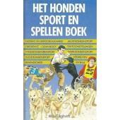 Het honden sport en spellen boek - Peter Bosman