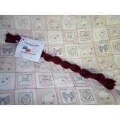 Fleece speeltje - 4-weitas - enkel (rond)
