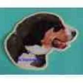 Sticker Entlebucher 01 - Ca. 15 * 15 cm - rechts