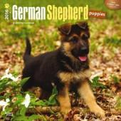 Kalender Duitse Herdershond Puppies 2016