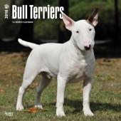 Kalender Bull Terrier 2018 - BrownTrout - voorblad