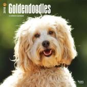 Kalender Goldendoodle 2018 - BrownTrout