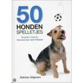 50 Hondenspelletjes - Sue Ellen Dainty