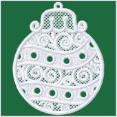 Kerstornament - Kerstbal (FSL)