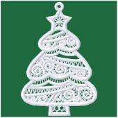 Kerstornament - Kerstboom (FSL)