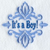 It's a Boy EL002