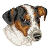 Borduurapplicatie Jack Russell Terrier EMB010 - variant 1