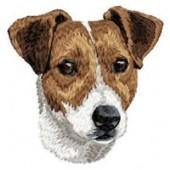 Borduurapplicatie Parson Russell Terrier EMB013 - variant 1