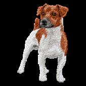 Borduurapplicatie Jack Russell Terrier EMB015 - variant 1