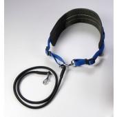 Walk and Control jogginglijn - blauw/zwart