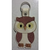 Owen the Owl ESD001 - licht ecru kunstleer - kleurencombinatie 1