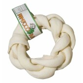 Farm Food Rawhide - Dental Braided Donut S (3 inch)