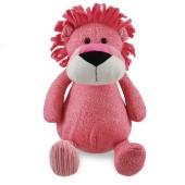 Leeuw Zippies - roze
