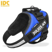 Julius-K9 IDC Powertuig - blue