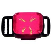 Blinki - Knipperend veiligheidslichtje - Voor op de halsband of aan de lijn