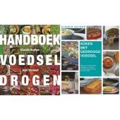 Handboek voedsel drogen & Koken met gedroogd voedsel