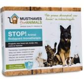 STOP! Animal Bodyguard Aromatherapie - verpakking