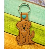 Sleutelhanger Golden Retriever NA001