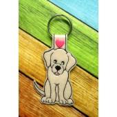 Sleutelhanger Labrador Retriever NA001