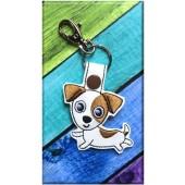 Sleutelhanger Jack Russell Terrier NA001