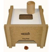 Dog Box - Hout