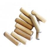 Dog Twister - Reserve stick - Hout - 5 stuks