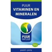 Puur Vitaminen en Mineralen - Pot 250 gram