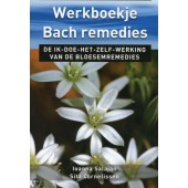 Werkboekje Bach remedies - Ioanna Salajan & Sita Cornelissen