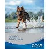 Kalender Duitse Herdershond 2018 - Trixie - voorblad