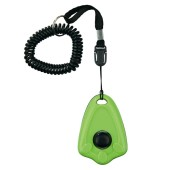 Dog Activity Clicker - groen/zwart