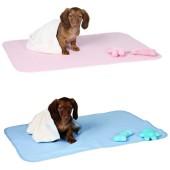 Puppykit: fleecedeken, handdoek en 2 speeltjes