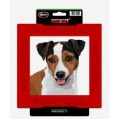 Kunststof waakbord Foxterrier & Jack Russell Terrier & Parson Russell Terrier