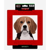 Kunststof waakbord Beagle & American & English Foxhound