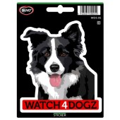 Sticker Australian Shepherd & Border Collie