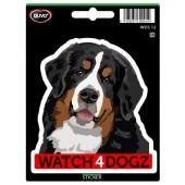 Sticker Berner Sennenhond