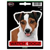 Sticker Foxterrier & Jack Russell Terrier & Parson Russell Terrier