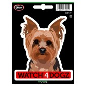 Sticker Yorkshire Terrier