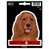 Sticker Amerikaanse & Engelse Cocker Spaniel